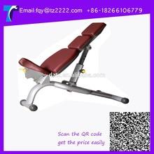 Environmental filler pad Multi Adjustable exercise bench&gym machine TZ-6024