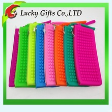 Outdoor Applied Silicon Material Cell Phone Bag