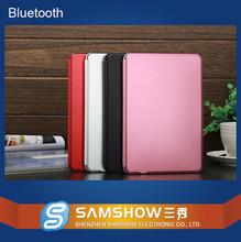 2014 top sale 7.9 inch case for Stainless Steel Ultrathin mini wireless keyboard