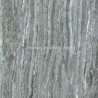 800x800mm big size gres wooden design full polished glazed tile with good quality