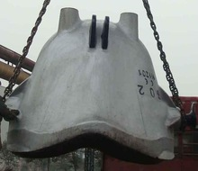 Foundry Pouring Steel Ladle/Furnace Casting Ladle