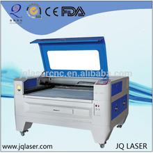 stencil cutting by laser cutting machine of CO2