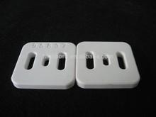 High precision insulating 0.25 inch air valve ceramic plate