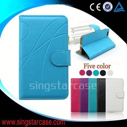 mobile phone cover for iphone 4s case with wallet and card slot