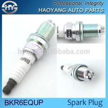 China wholesale car parts BKR6EQUP 3199 for VW A8 /320 I / 528 I / X5 iridium power NGK Japan Spark Plug
