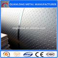 1.5 mm de espesor checker molino de placa de rollo