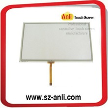17 inch LCD touch screen monitor, capacitive multi point touch screen