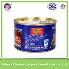 Chinese products wholesale metal round food tin cans for canned food