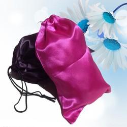 Satin Hair Packaging Bags