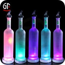 New Product 2015 Flashing Light Pad For Bottle Wedding Decoration