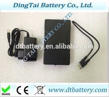 DC 11.1V 12v 12.6V 6000mah 18650 3S2P li-ion battery pack