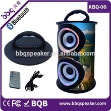 Newest Alibaba Colorful modular wireless 2.0 magic audio digital speaker processor