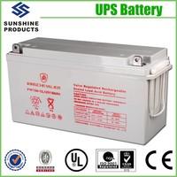 Deep Cycle Sealed Lead Acid Exide Ups Battery N150 12V 150Ah
