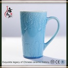 thin bone china coffee mug