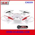 2015 producto caliente 2.4 g 4ch rc quadcopter grande avión de juguete aviones ultraligeros venta