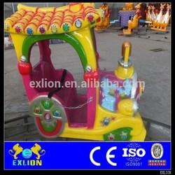 attraction track train rides for amusement