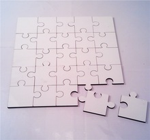 different shape sublimation wood mdf puzzle,blank wood mdf puzzle