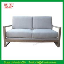 China Supplier Retro Vintage Danish Oak Single Sofa