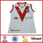 sublimation printed afl jerseys/2014 Youth Rugby Uniforms