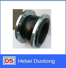 Normal manufacturer flexible single ball rubber joint on hot selling