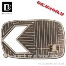 12v car mirror pet heater