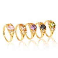 finger rings heart shape ottoman imitation turkey RINGS diamond engagement ring