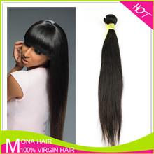 Good feedback straight indonesian virgin hair