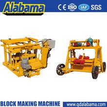 European hot selling small brick making equipment
