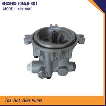 vendita calda k3v180dt ingranaggio pompa idraulica per autocarro con cassone ribaltabile