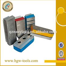 Hot sale marble and granite grinding tools in European & American Market