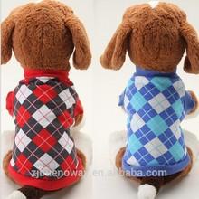 2015 Hot Sale Pet T-shirt Fashion Cotton Dog Clothes