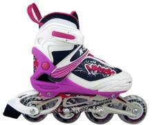 metal roller skate wheels roller skate ceramic bearings lighted roller skate