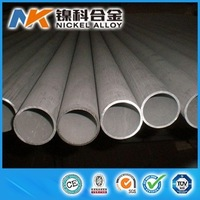 High resistance to alkalis nickel alloy monel 400 pipe / tube