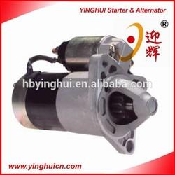 1.4kW/12 Volt, CW, 10-T Auto Starter Motor 17469 M1T77381 MAZDA 626