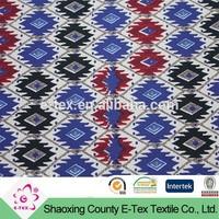 2015 new design high quality cotton stretch printing fabric