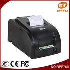 76mm kitchen printer with 9-pins impact printing RP76II compatibel with epson dot matrix printer parts