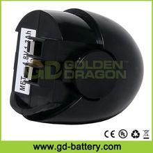For Metabo Power Tool Battery 4.8V Power Maxx/Powergrip2, 6.31858/6.27270/6.27271/6.27273