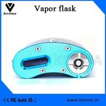 Kosma electronic cigarette box mod vapor flask vs vapor flask v3