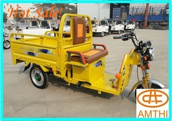 850W cargo electric tricycle, pedal cargo tricycle, cheap electric tricycle for cargo, AMTHI