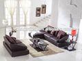 venda quente sofá de couro conjunto de sofá de canto j661