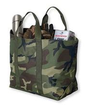 Army Green Large Handle Bags High Quality Popular Custom Camo Tote Bag