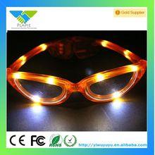 logo print shutter shades sunglasses cheap champagne glasses plastic light up led glasses