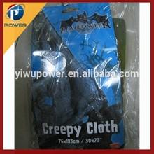 creepy cloth cute cat table cloth for halloween decoration