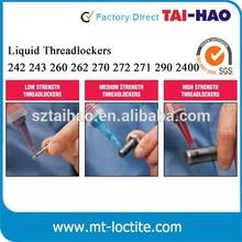 High quality anaerobic threadlocker adhesive / glue