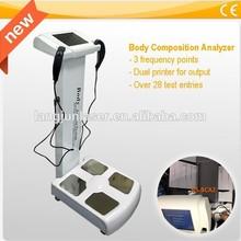 Body Composition Analyzer Emit health report weight control 3d skin analyzer