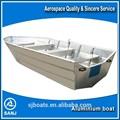 de aluminio barco de pesca
