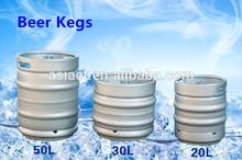 20L 30L 50L Euro Type A Beer Barrel/Kegs