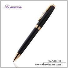 2015 high quality metal ball pen twist metal pen for men