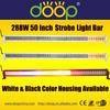 Factory 3w *96pcs LED Light Bar Controllor,High Standard Packing RGB Flashing C REE Top Light 12V LED Head Light