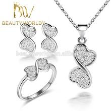Dubai gold jewelry set / wedding jewellery designs ,stylish fake gold jewelry set